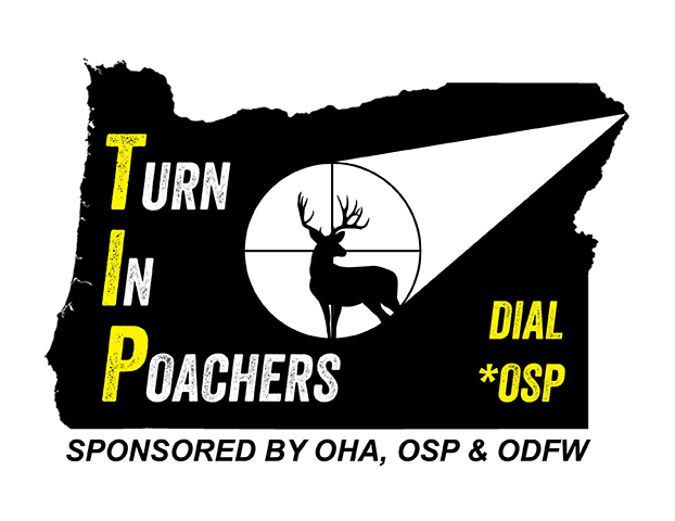 Oregon T.I.P. Turn In Poachers - Dial *OSP
